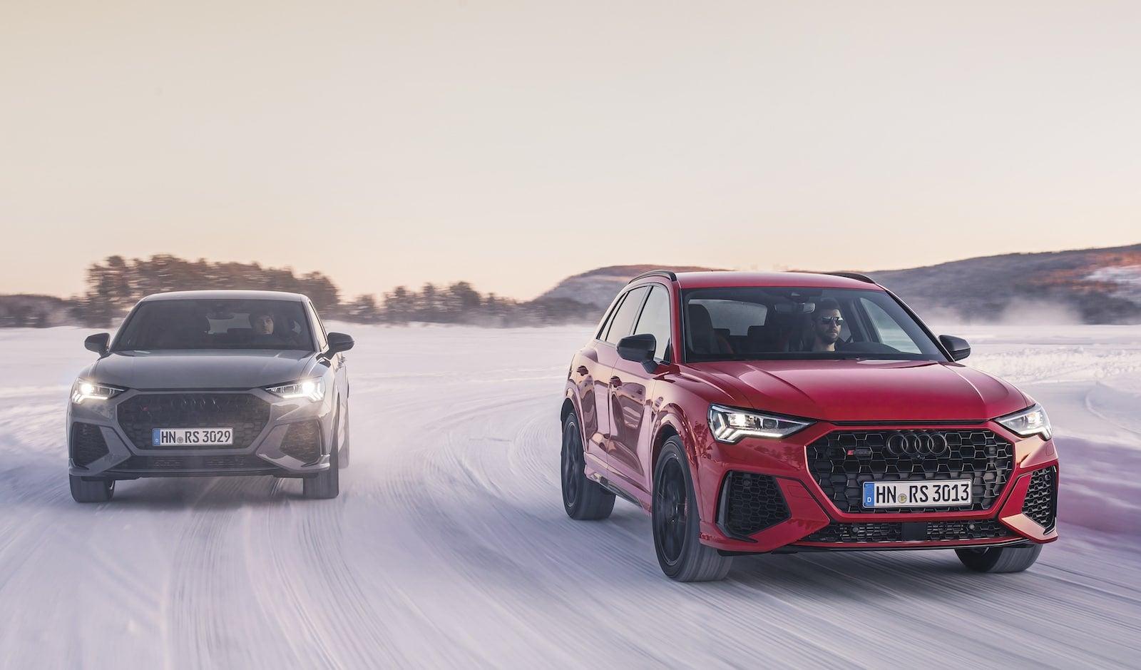 Audi Updates Rs Q3 And Rs Q3 Sportback For 2020 The Detroit Bureau