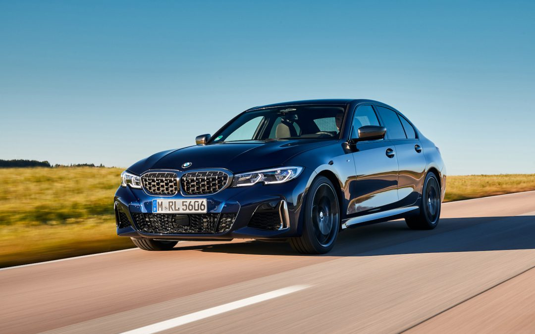 First Drive: 2020 BMW M340i xDrive
