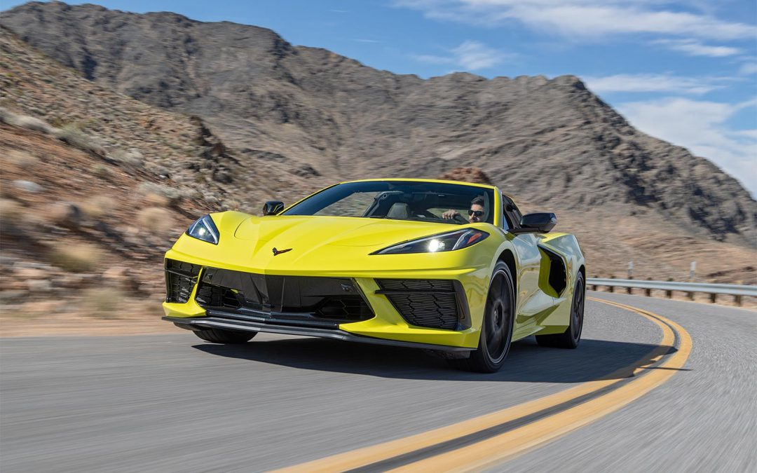 "From ""Blackjack"" to Stingray: The Inside Story of How the 2020 Chevrolet Corvette Came to Be"