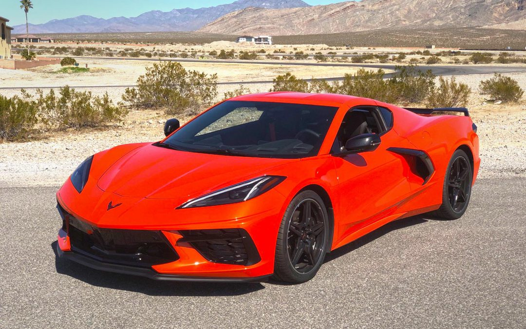 GM Ready to Build 20K New C8 Corvettes
