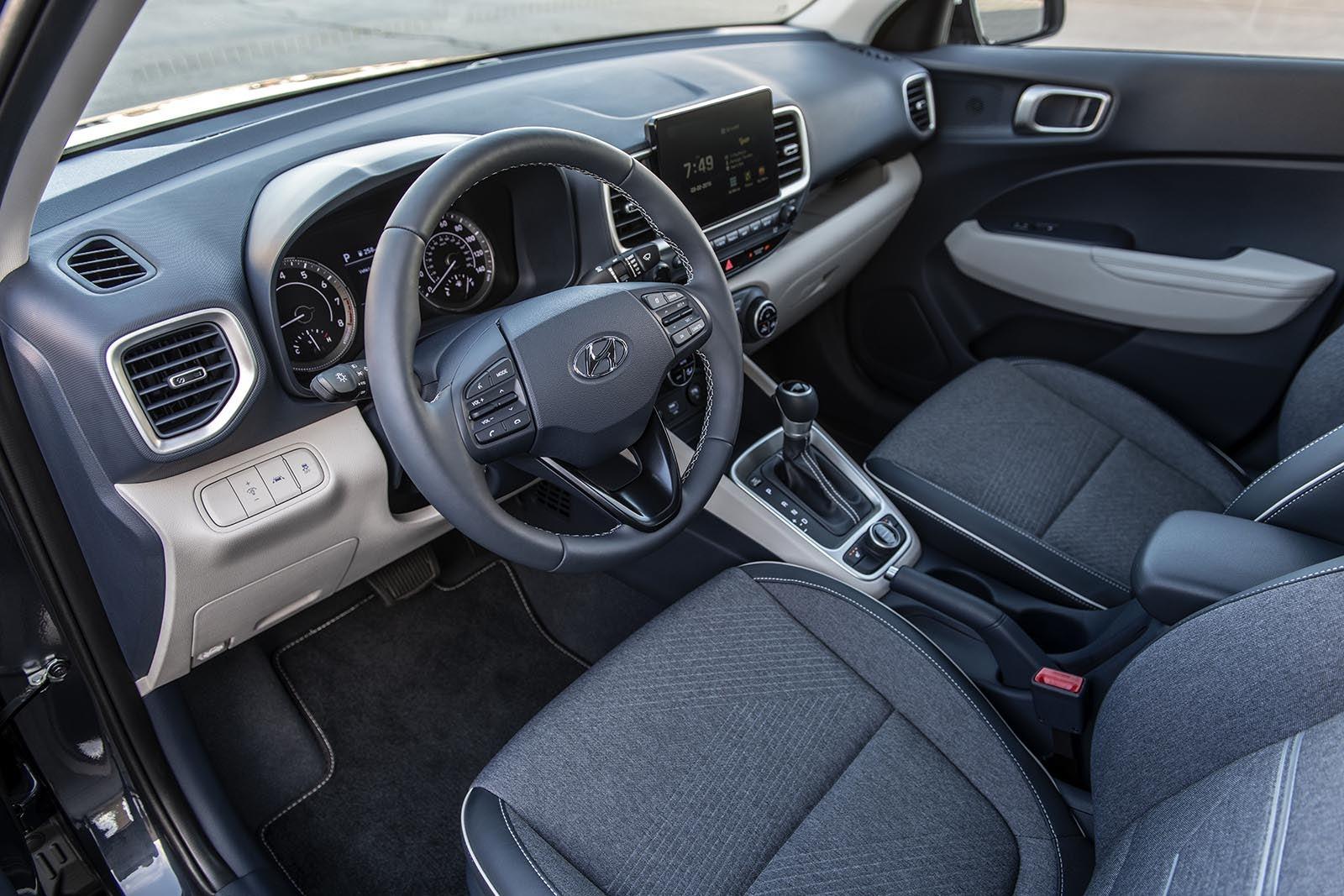 First Drive 2020 Hyundai Venue The Detroit Bureau