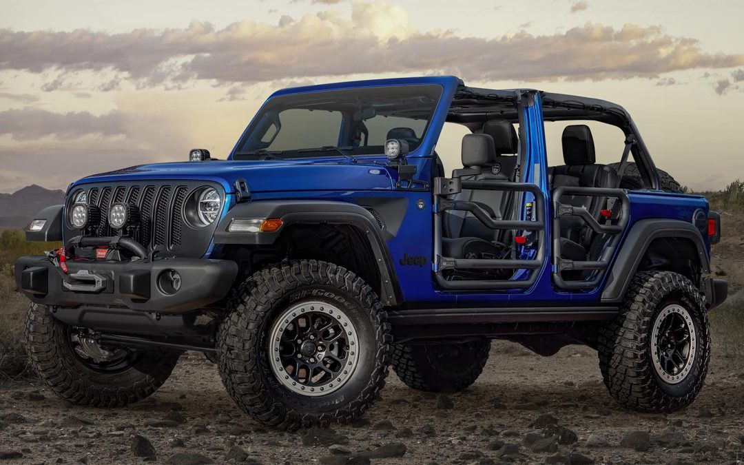Mopar Takes Jeep's JPP20 Over Some New Territory
