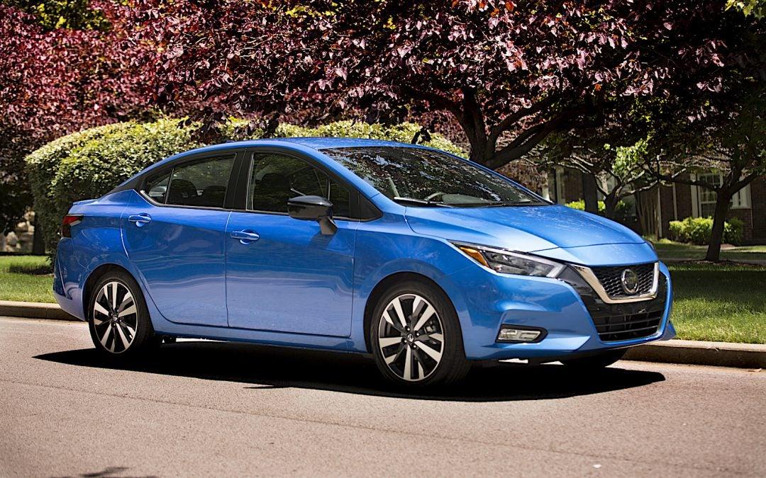First Drive: 2020 Nissan Versa SR