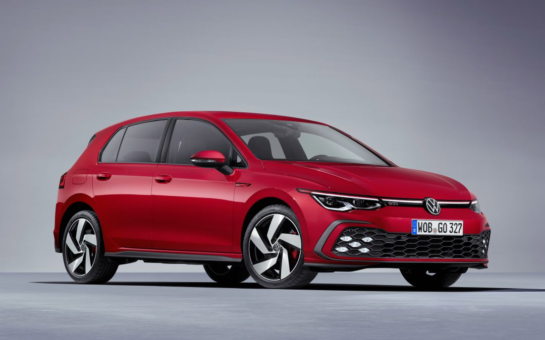 8th-Generation VW Golf GTI Making its Debut in Geneva