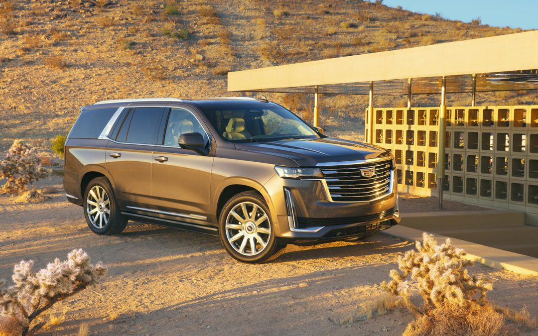 First Drive: 2021 Cadillac Escalade