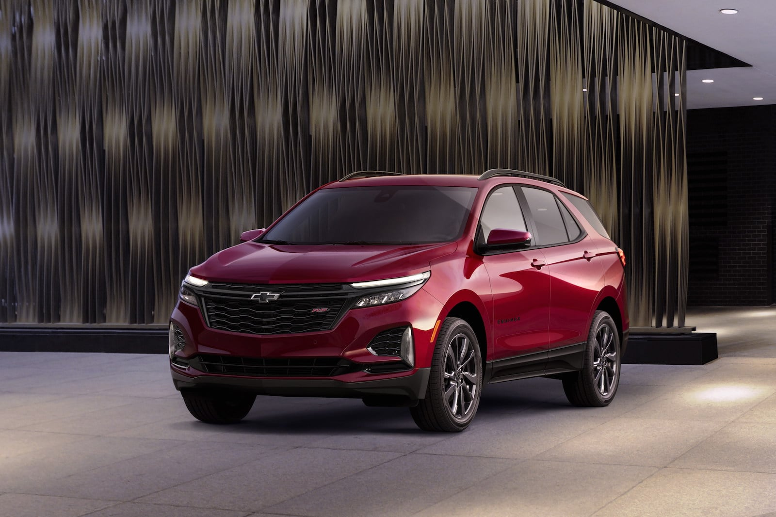 Chevy Introduces Refreshed Equinox for 2020 ...
