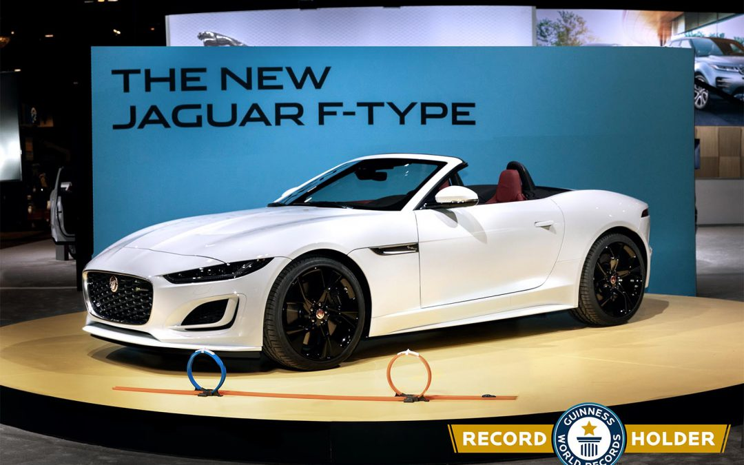 Jaguar Launches Hot Wheels Competition for Auto Engineers in the Making