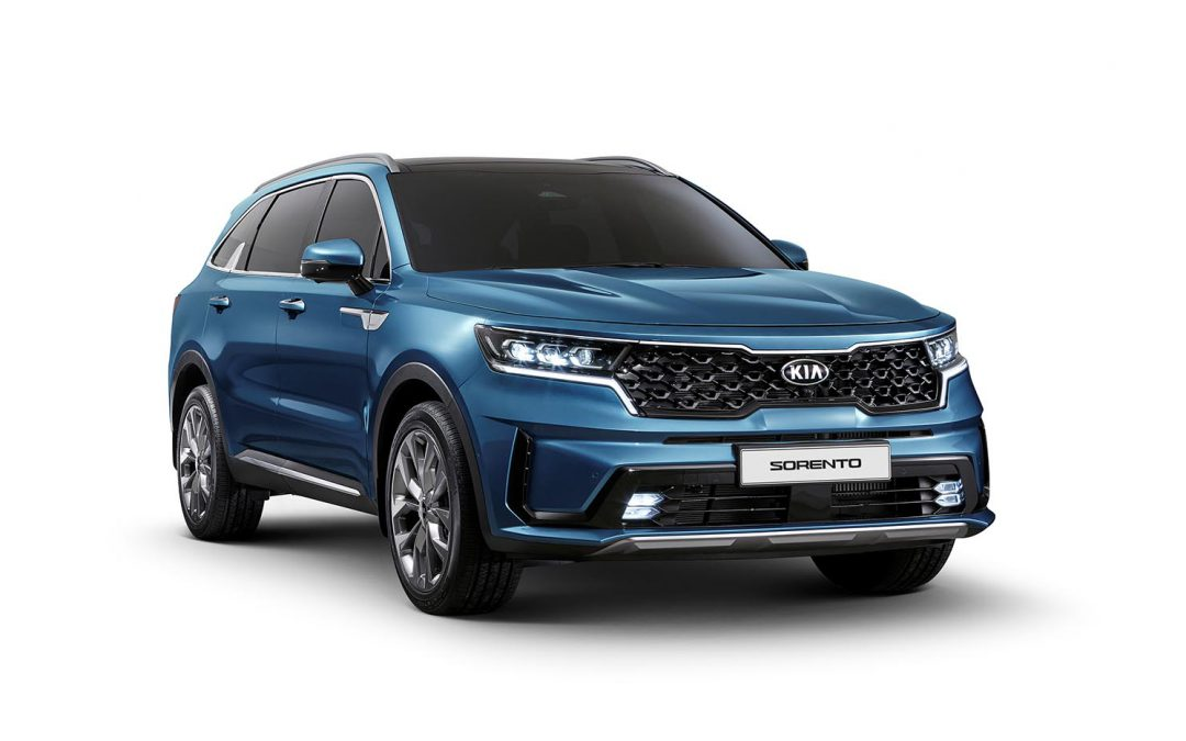 First Look: 2021 Kia Sorento