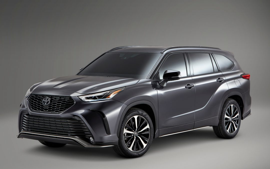 Toyota Shows Off Its Magnificent Seven Near the Magnificent Mile