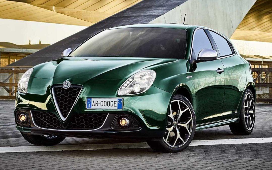 Fiat Chrysler Shrinks Passenger Car Line-up Again