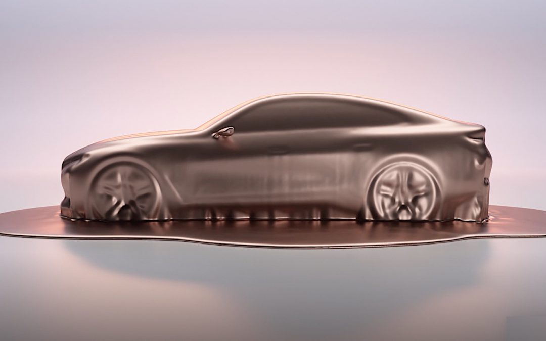 BMW Coming to Geneva with Concept i4