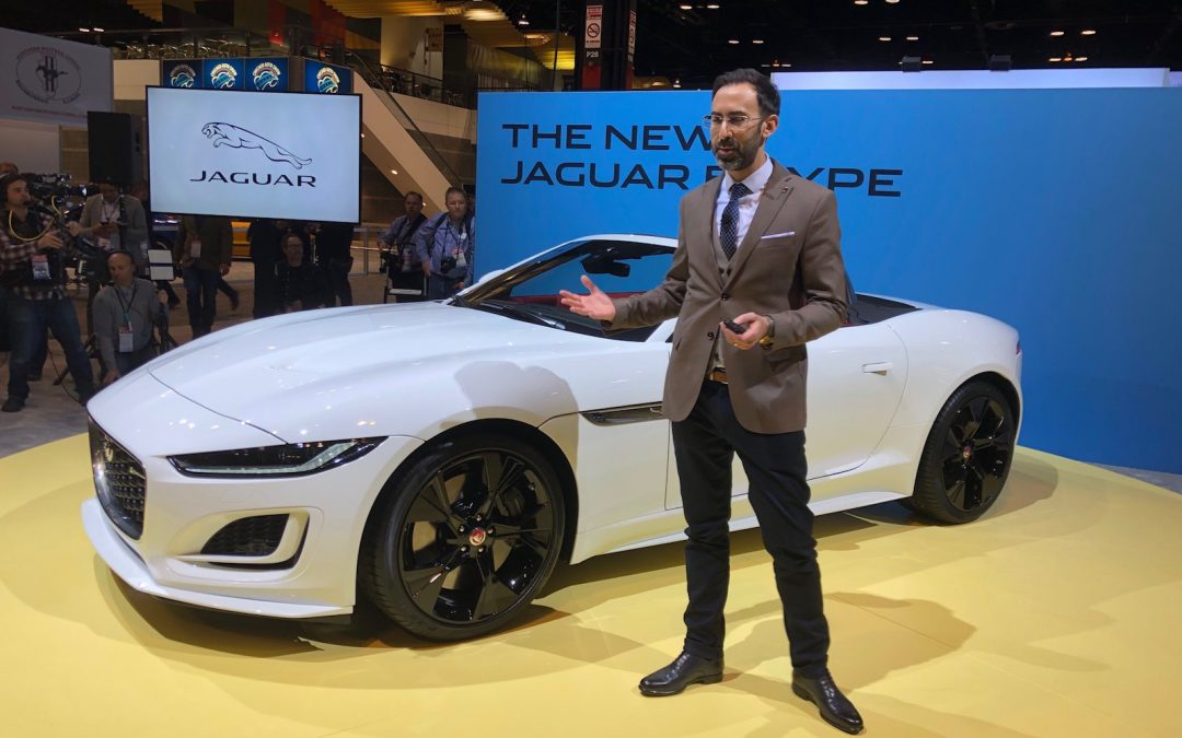 Jaguar Announces Pricing, Simplified Line-Up as F-Type Makes North American Debut