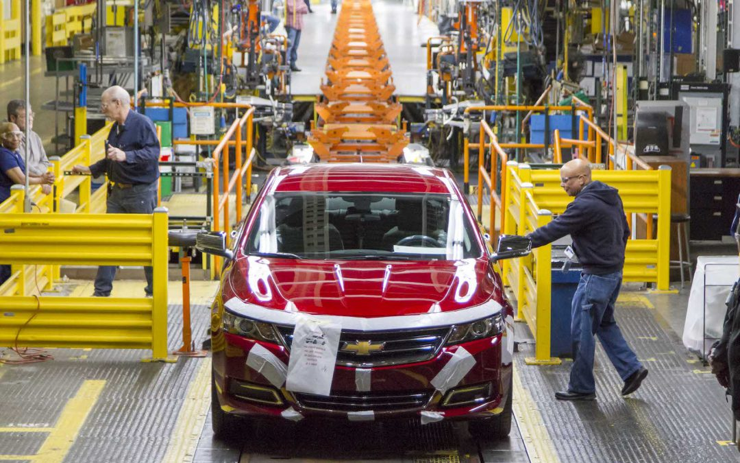 End of the Run: the Last Chevy Impala Rolls off the Line Today