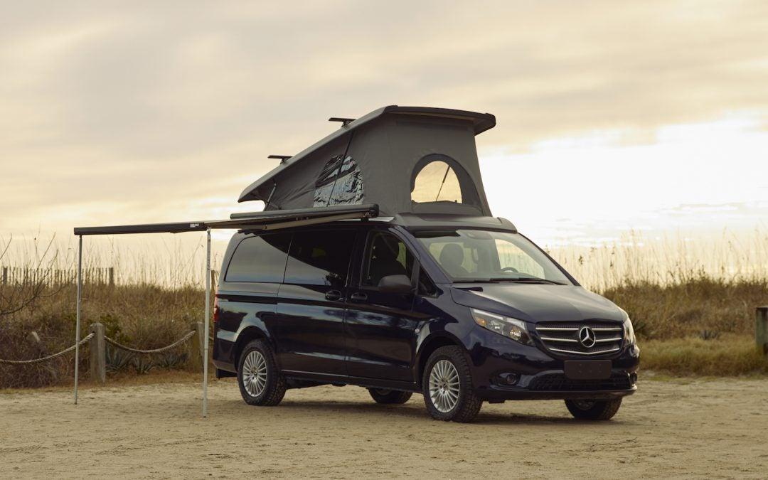 Mercedes Introduces First-Ever Camper Van for U.S.