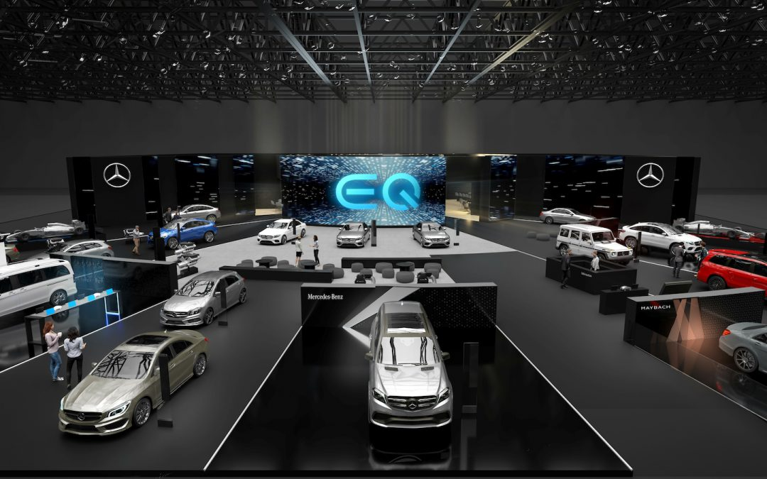 Geneva Motor Show Back On – Sort Of