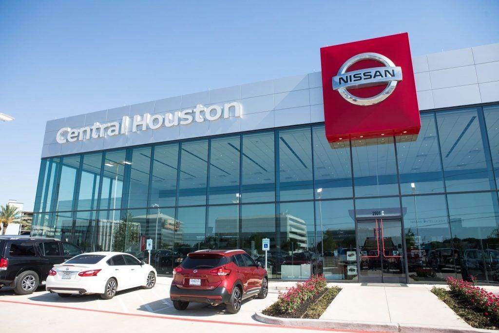 Nissan sales