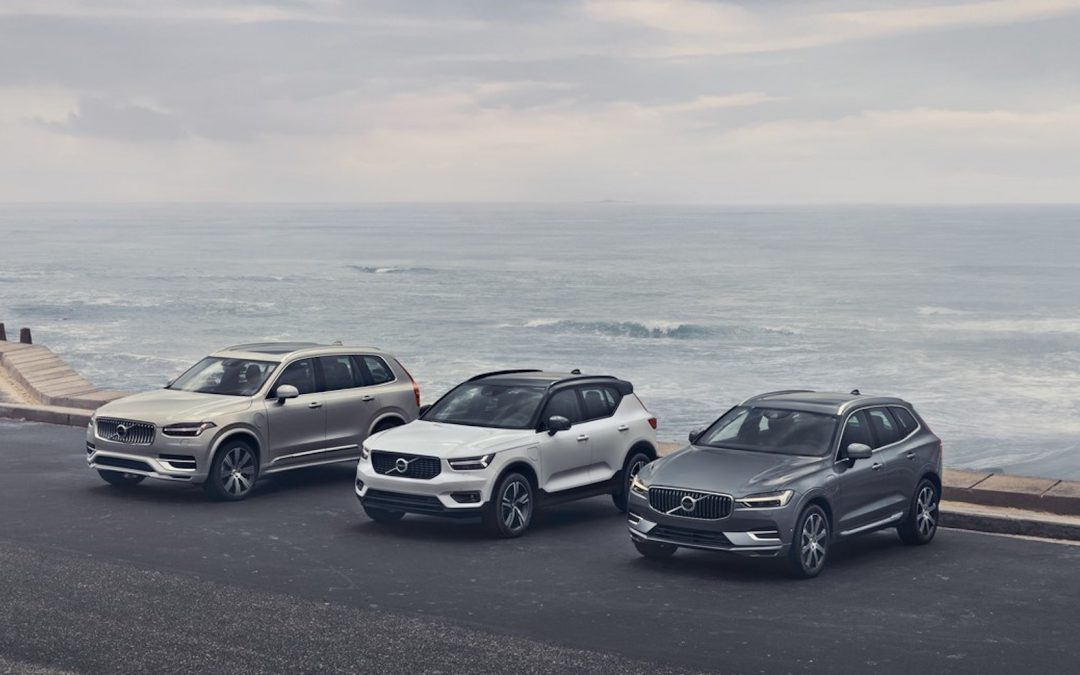 Volvo's Electrifies Across its Entire Model Line