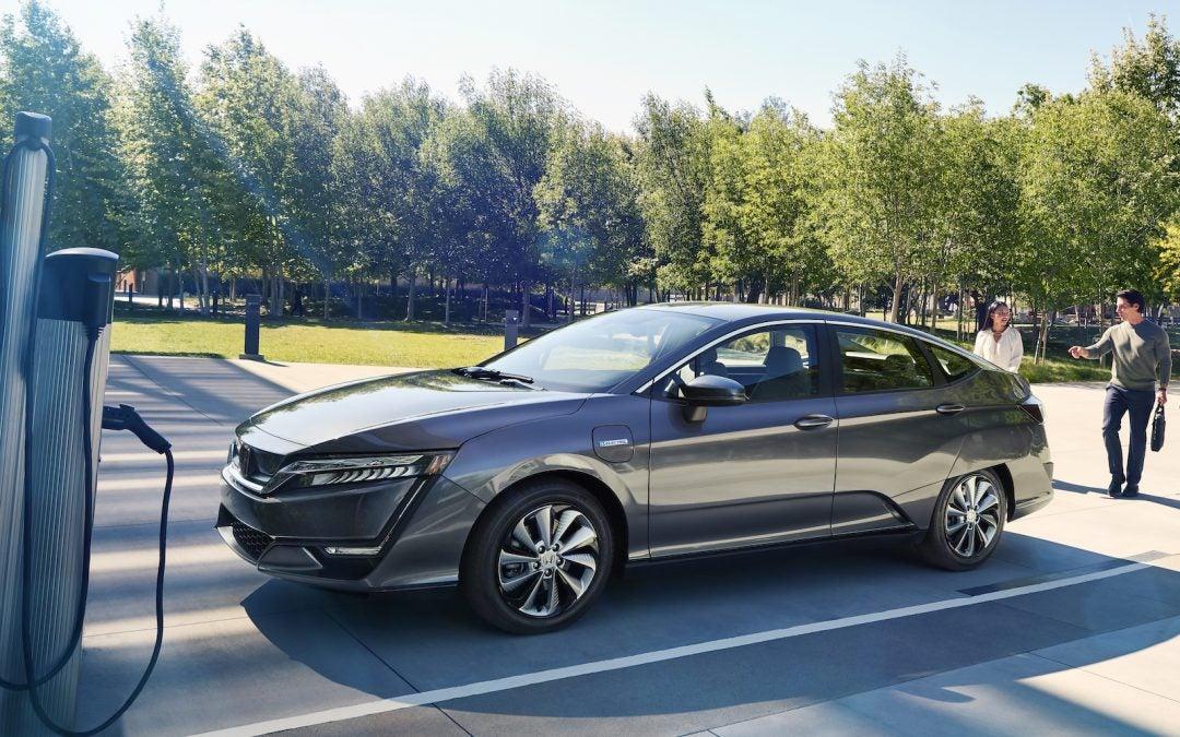 Honda Kills Off the Clarity EV