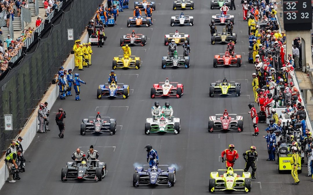 Indianapolis 500 Black Flagged Until August