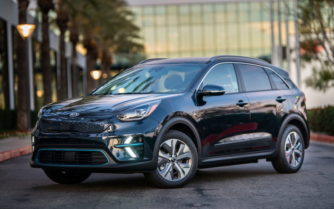 Electrify America teams up with Kia for Charging Plan