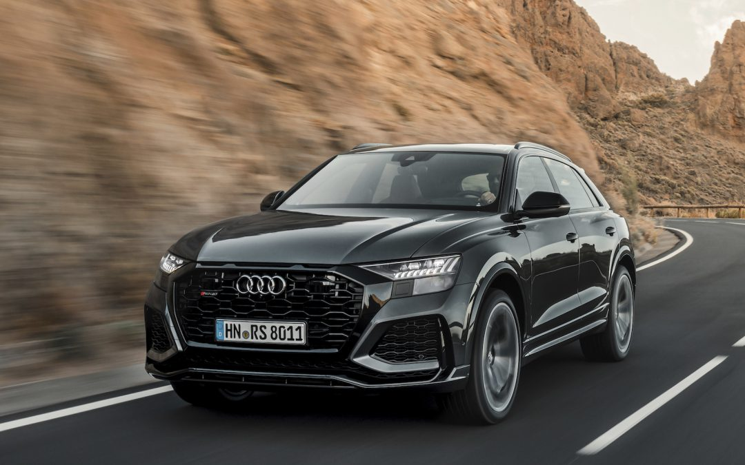 Audi RS Q8 Bursts onto the Performance SUV Scene