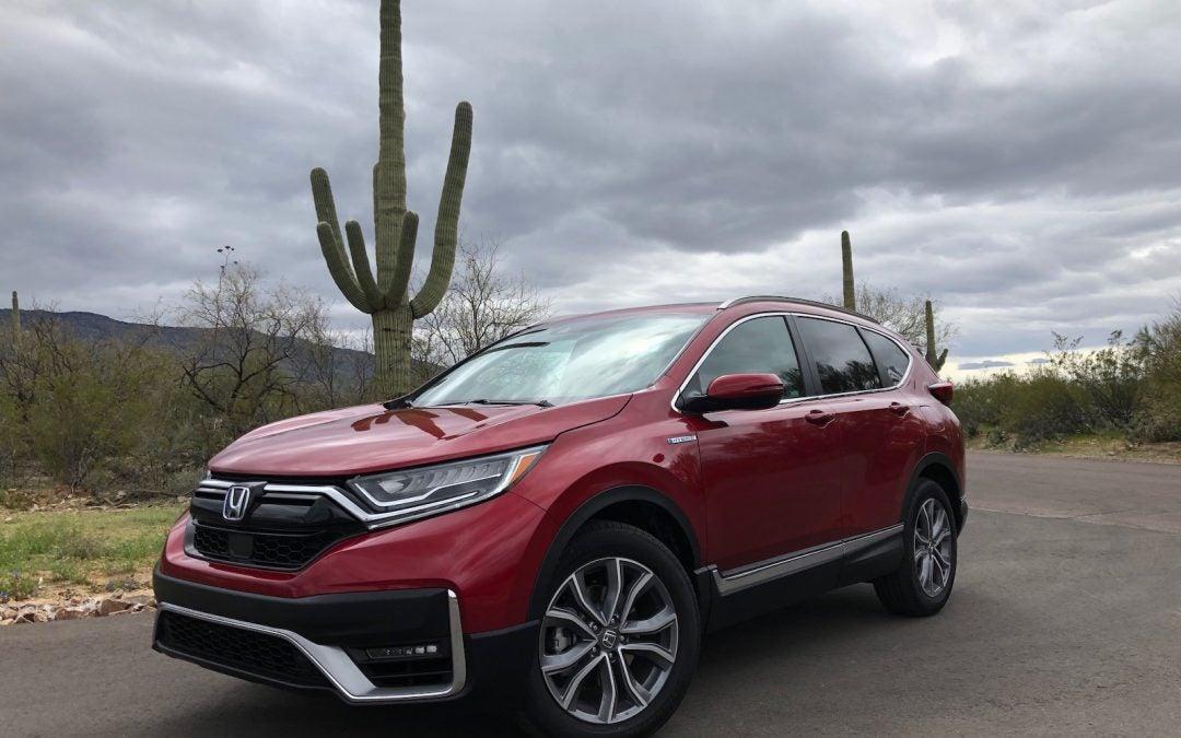 First Drive: 2020 Honda CR-V Hybrid