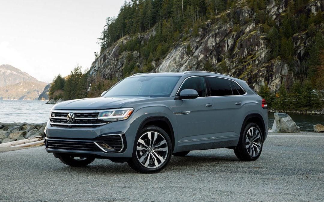First Drive: 2020 Volkswagen Atlas Cross Sport