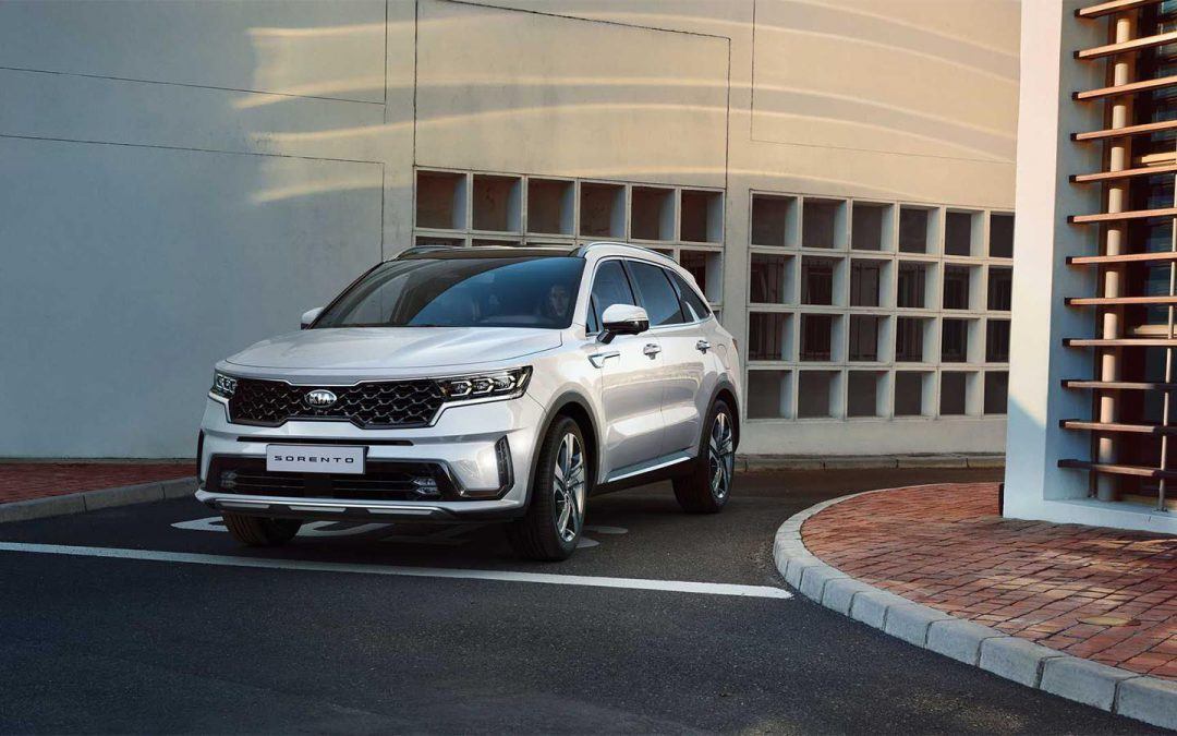 Better Late Than Never: Kia Reveals 2021 Sorento