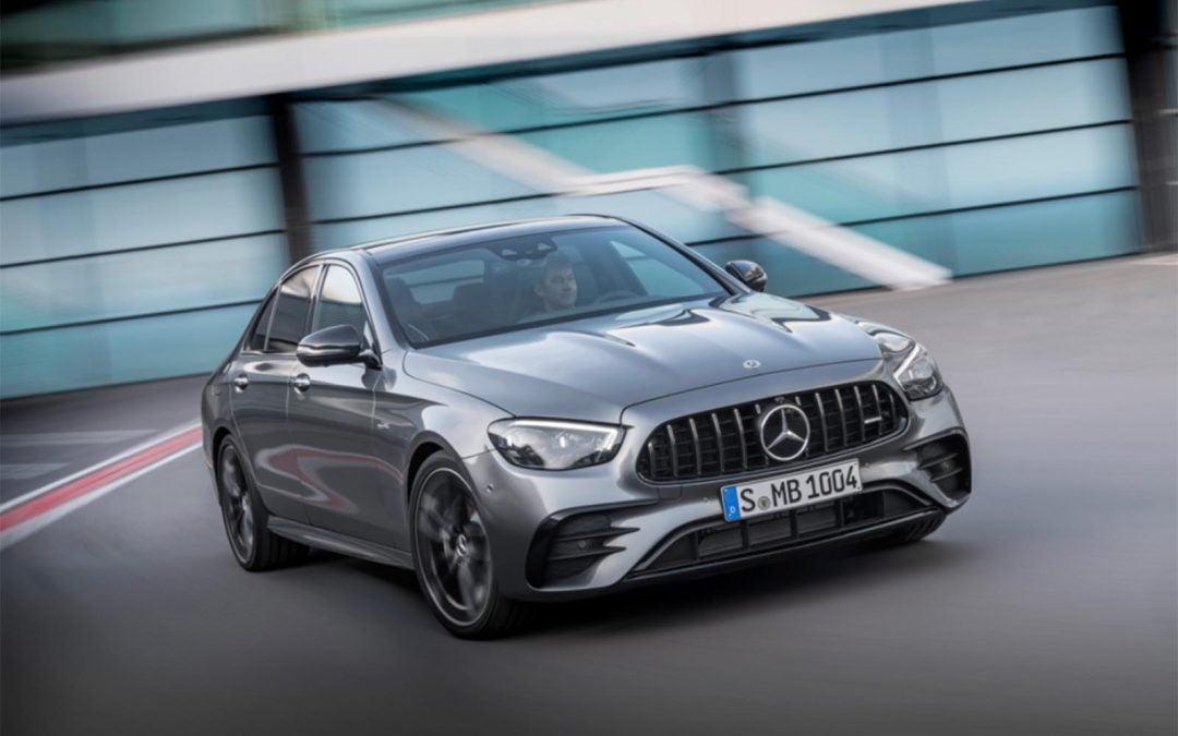 Mercedes Rolls Out Major E-Class Update, Array of Plug-Ins, New All-Terrain Model
