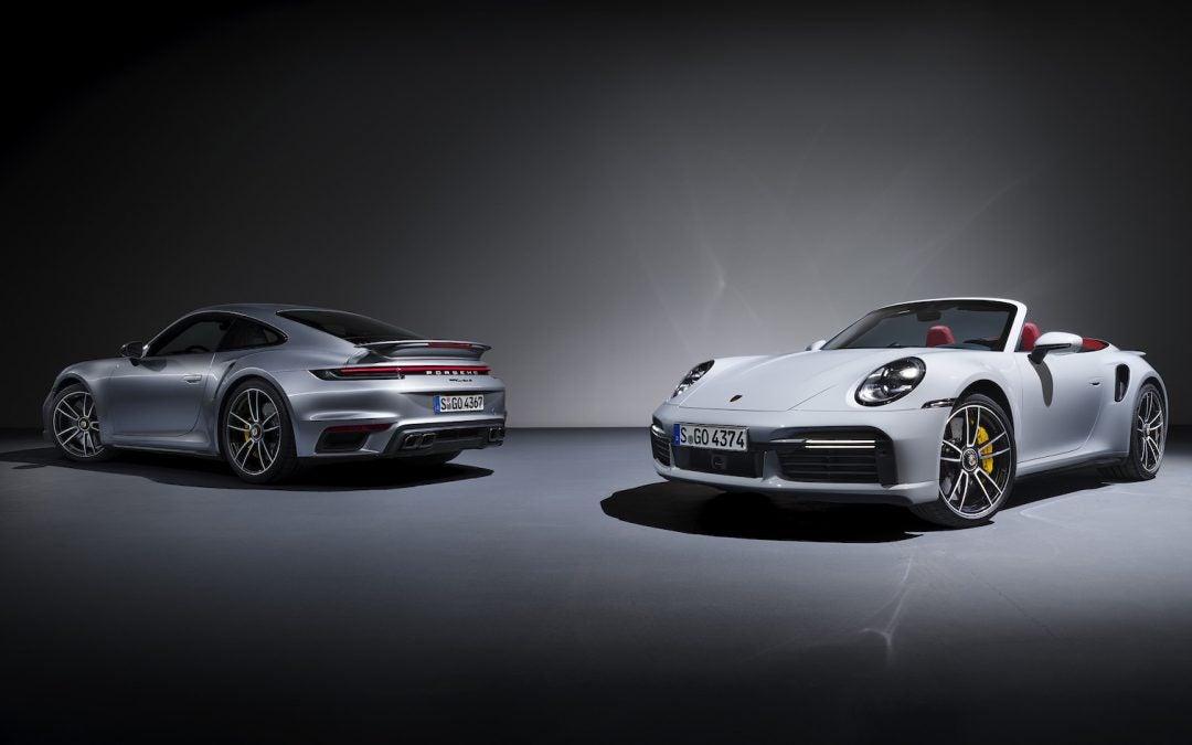 Porsche Parades Out Next-Generation 911 Turbo S