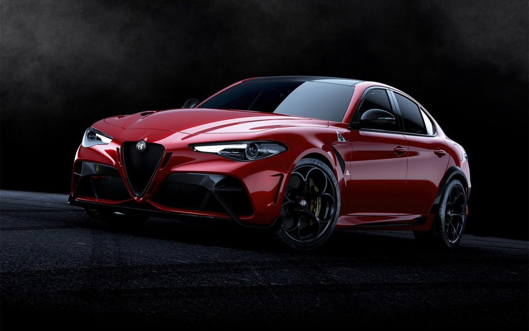 Return of a Legend: Alfa Romeo Giulia GTA