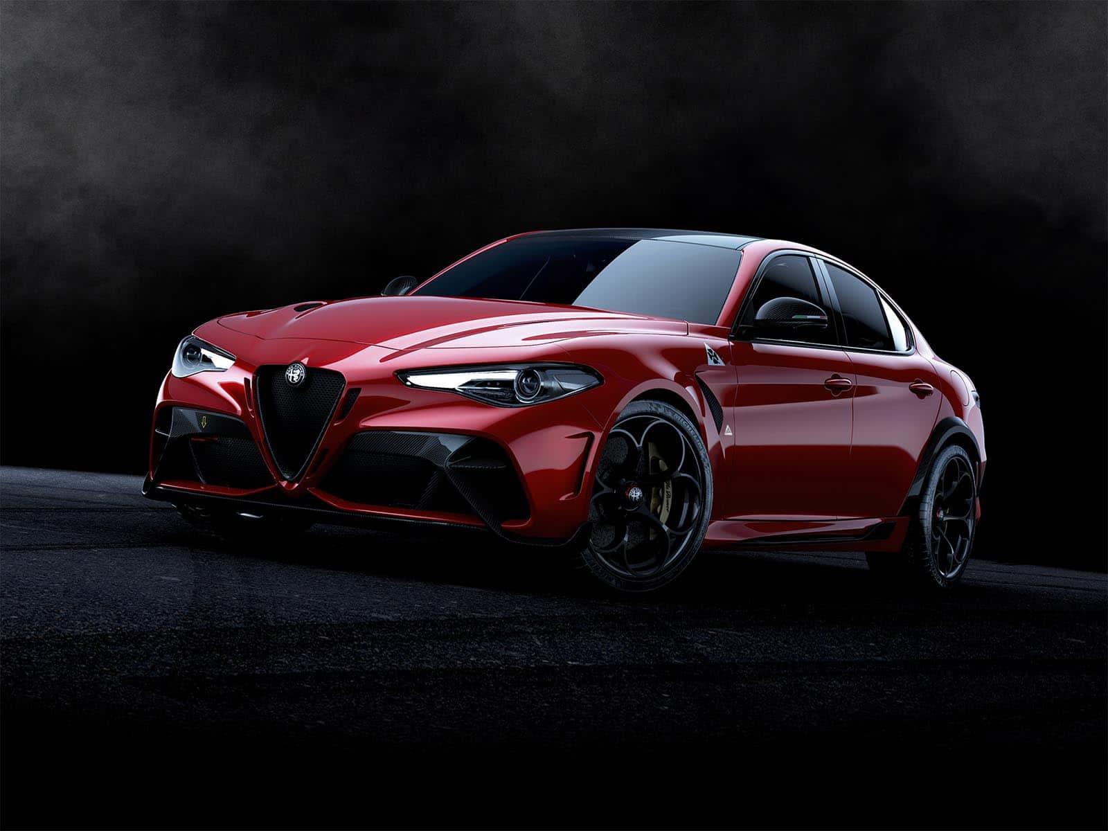 Return of a Legend: Alfa Romeo Giulia GTA ...