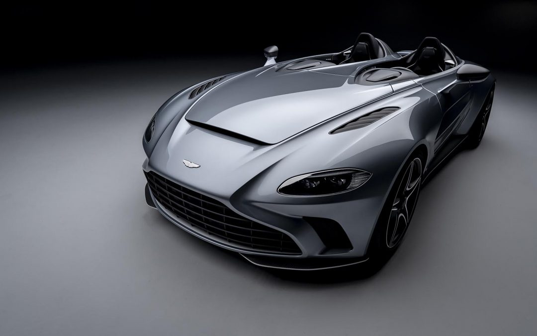 Exclusive Aston Martin V12 Speedster Blends Past and Future