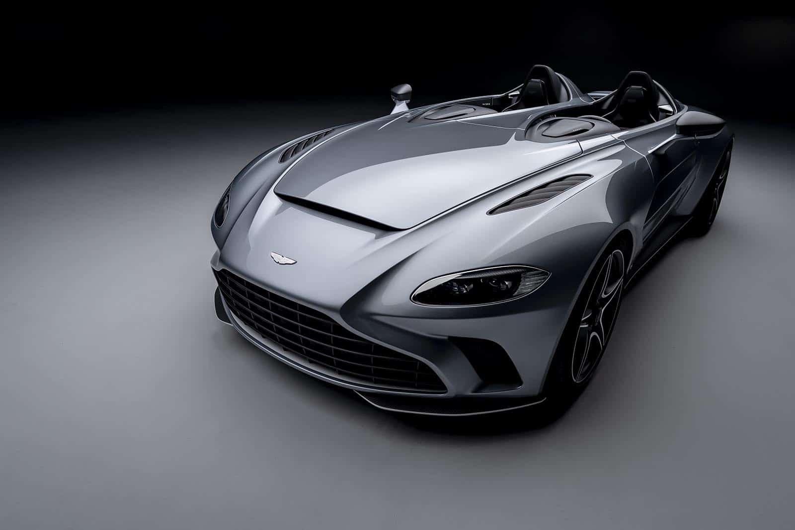 Exclusive Aston Martin V12 Speedster Blends Past And Future The Detroit Bureau