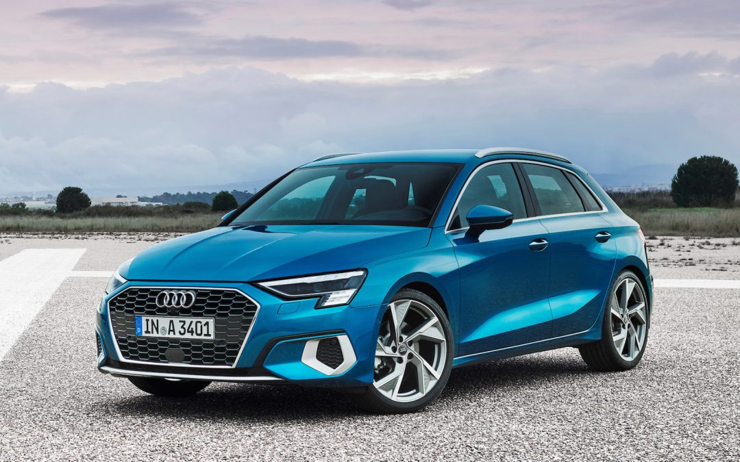 Audi A3 Sportback Gets a Makeover for 2021
