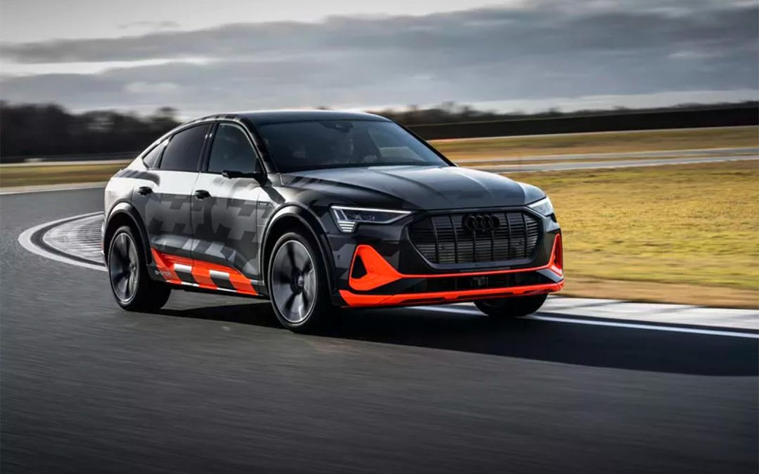 Audi Adding 3rd Motor, Boosting Performance with Debut of e-tron S