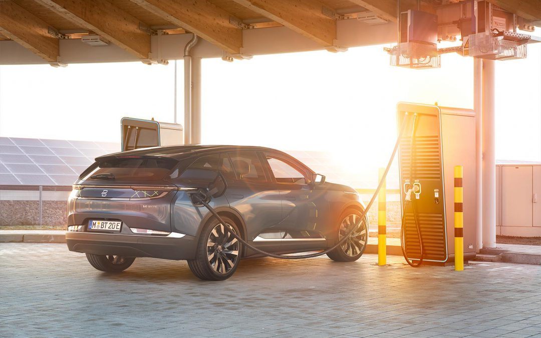 Byton Sets the Stage for its European Launch