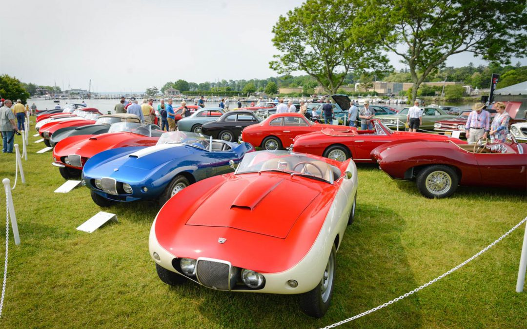 Greenwich Concours Canceled, Could Signal End of 2020 Classic Car Season