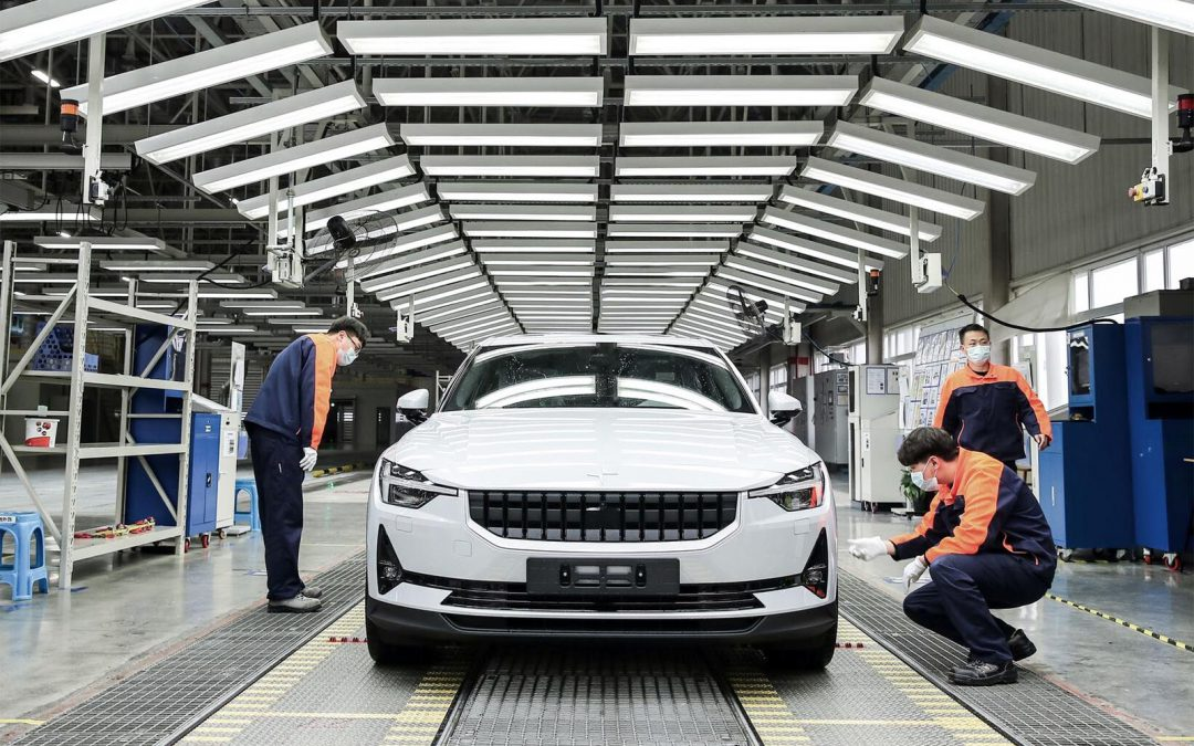 China Shows There May Be Light at the End of Pandemic Tunnel for Automakers