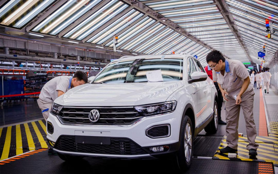 Volkswagen Making $2B Wager on China's EV Market