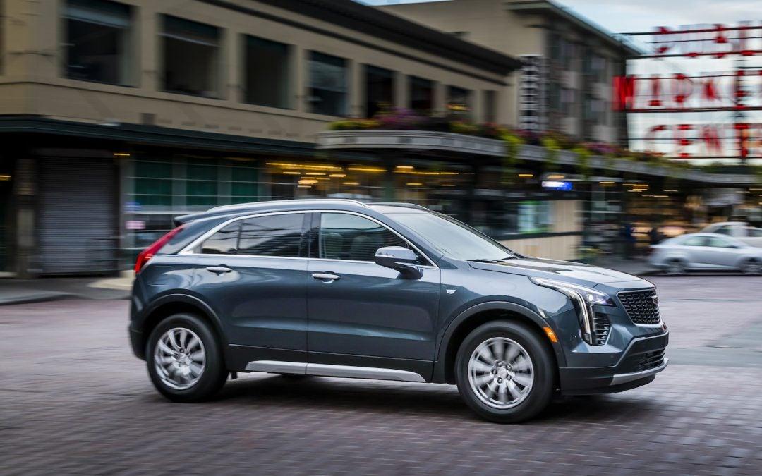 First Drive: 2020 Cadillac XT4 AWD Premium
