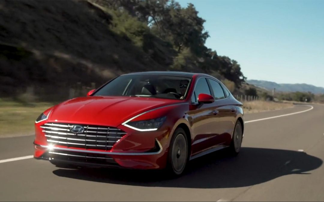 First Drive: 2020 Hyundai Sonata Hybrid