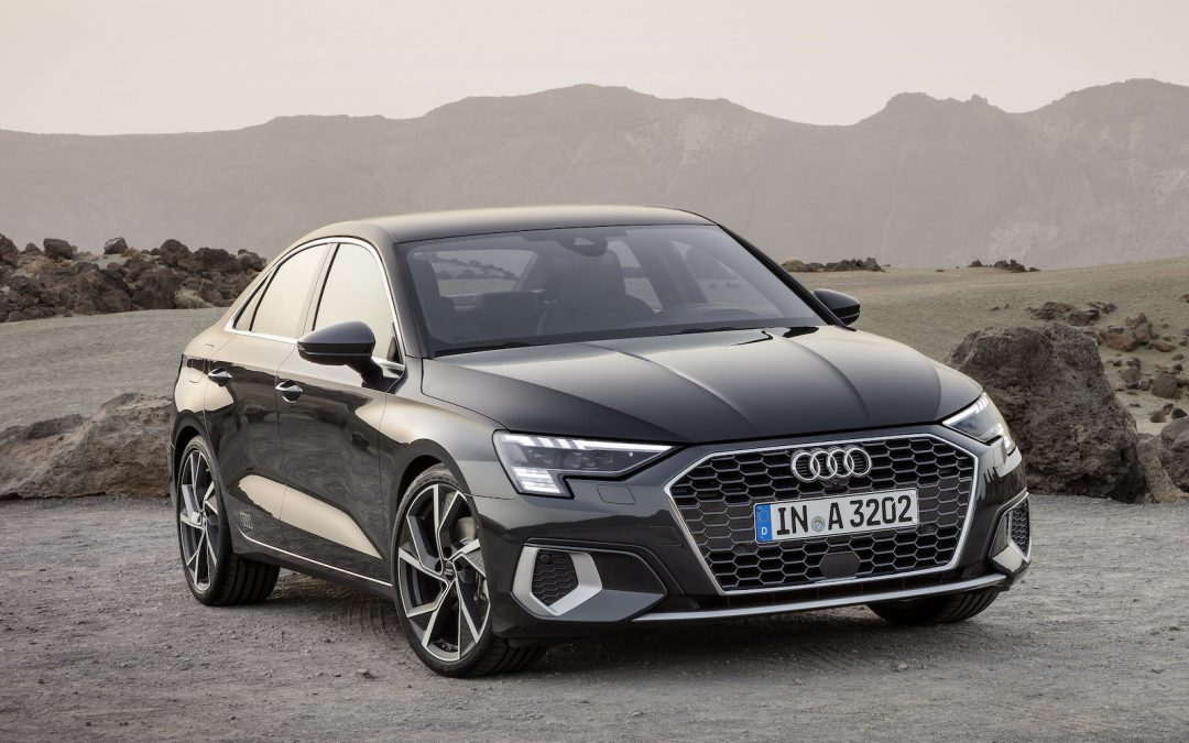 Audi Reveals the Second-Gen A3, Coming to the U.S. in 2021