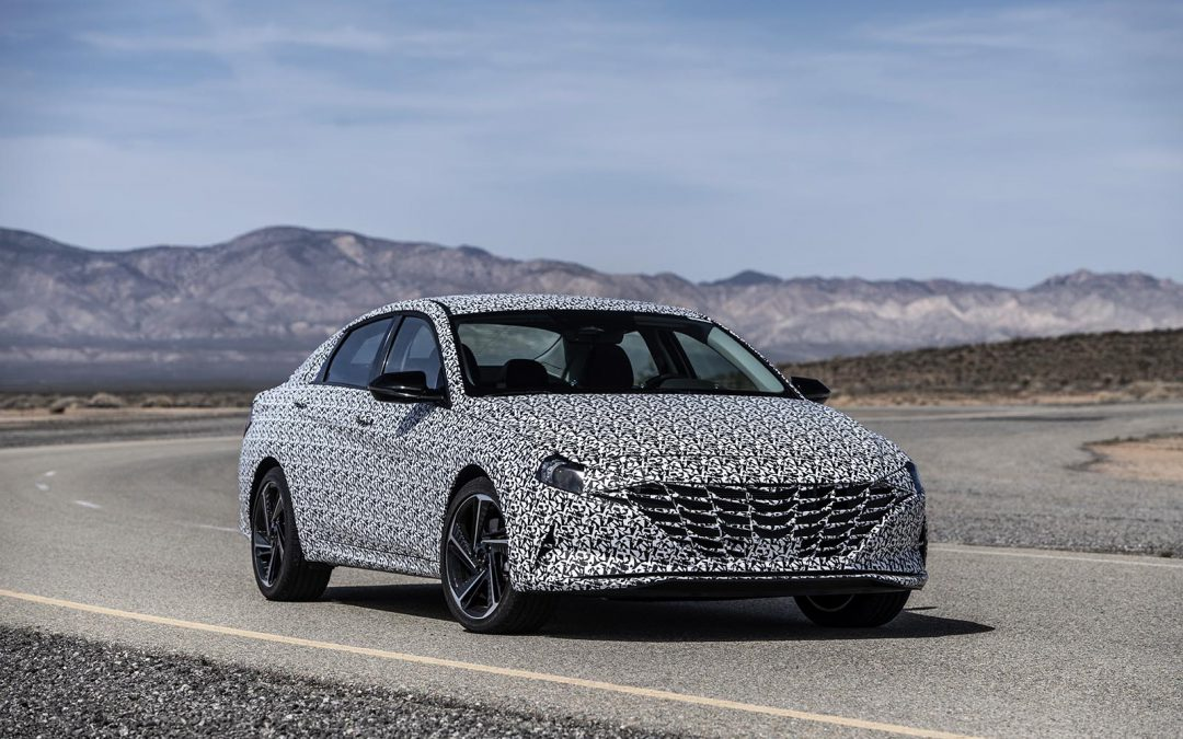 Hyundai Teases New Elantra N