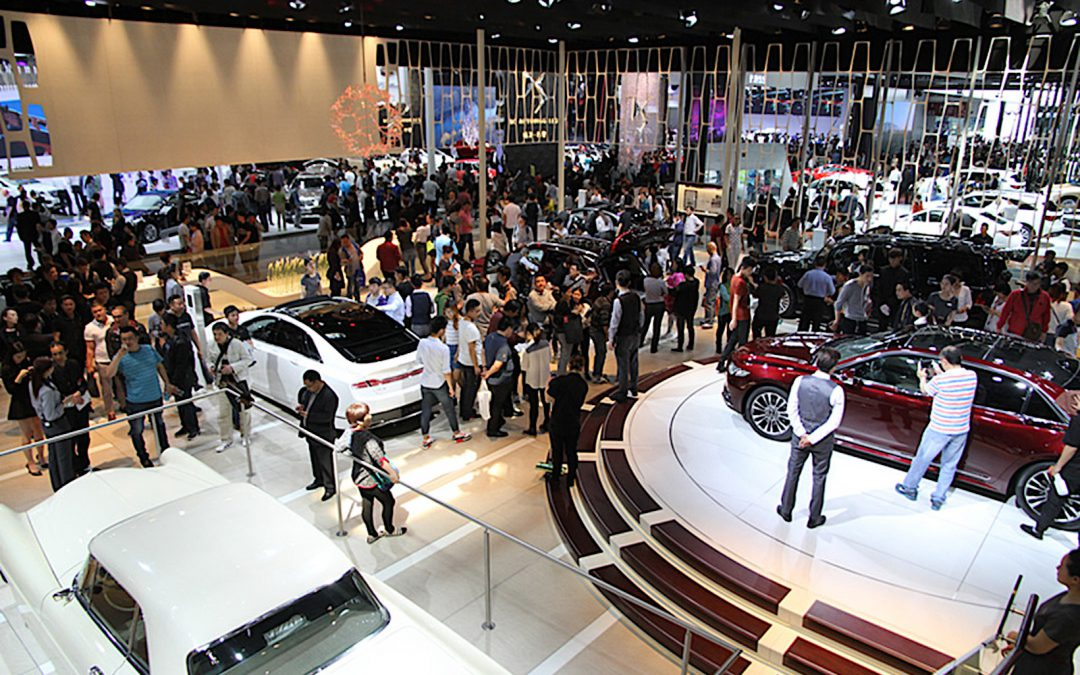 Beijing Auto Show Rescheduled for the Fall