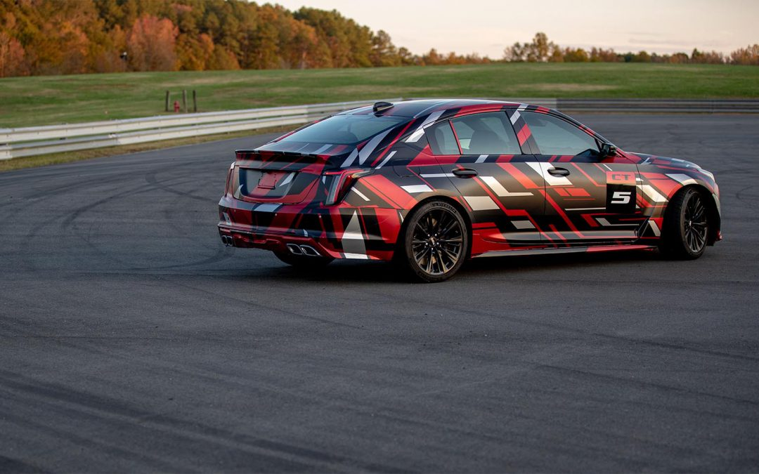 Cadillac Blackwing Series Taking Performance Up a Big Notch