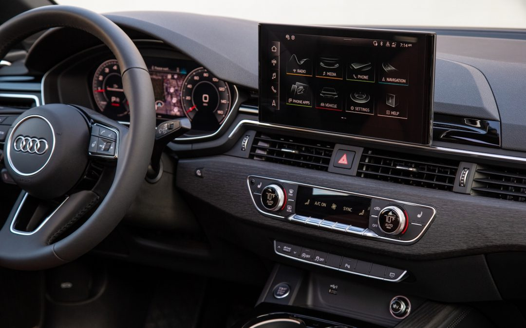 Audi Upgrades Infotainment Tech for 2021 Models