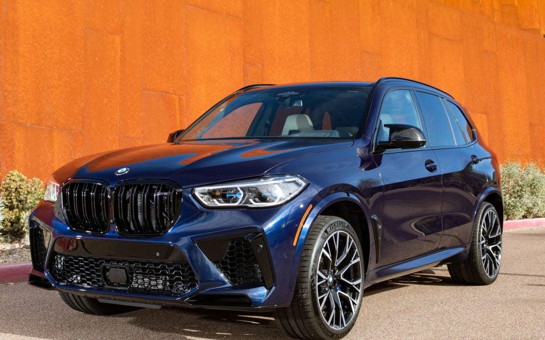 First Drive: 2020 BMW X5 M50i