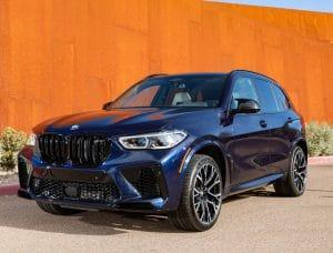 2020 BMW X5 M50i test drive