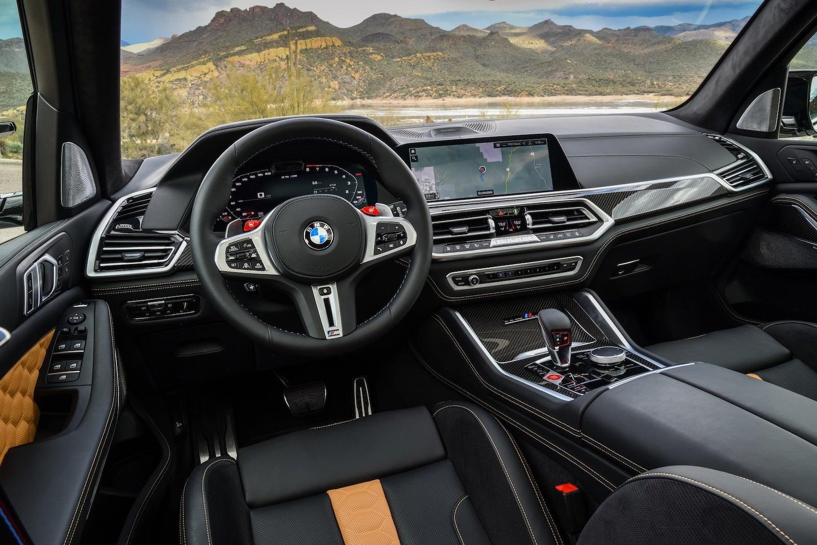 First Drive: 2020 BMW X5 M50i  TheDetroitBureau.com
